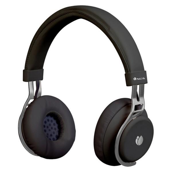 Bluetooth-Kopfhörer NGS ARTICA LUST 300 mAh Schwarz