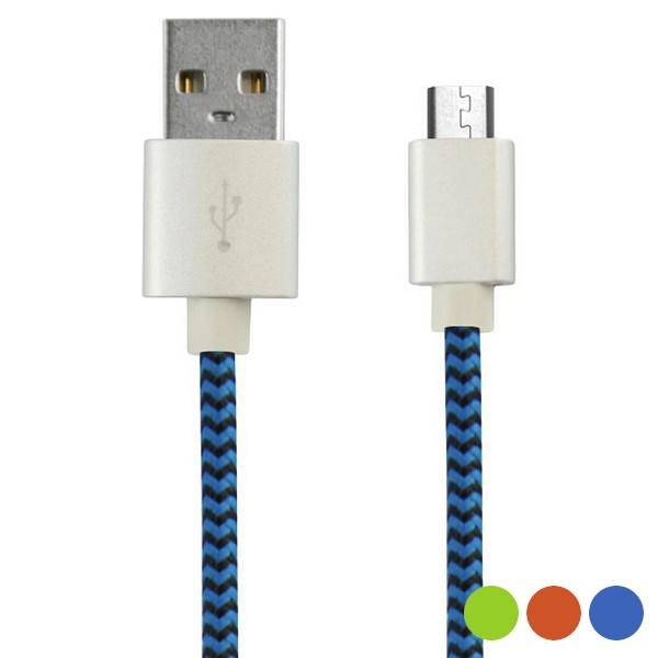 USB-Kabel auf Micro-USB 1 m