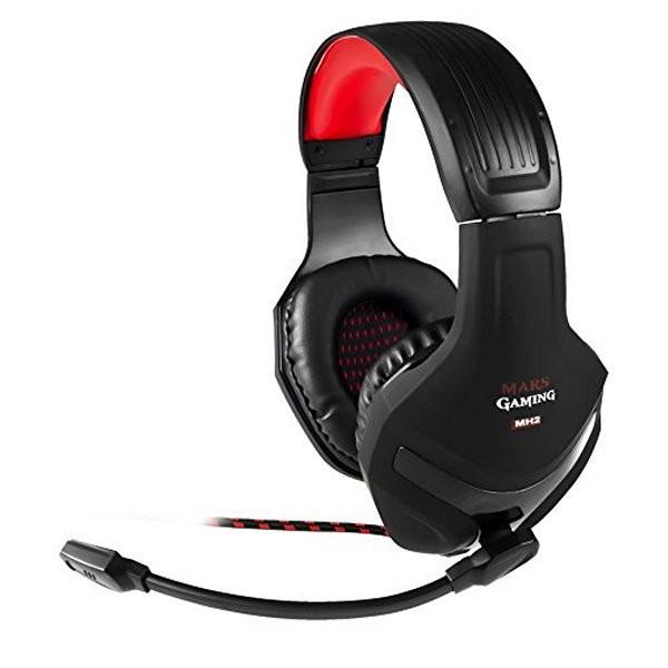 Gaming-Kopfhörer mit Mikrofon Tacens Tacens Mars Gaming (MH2)