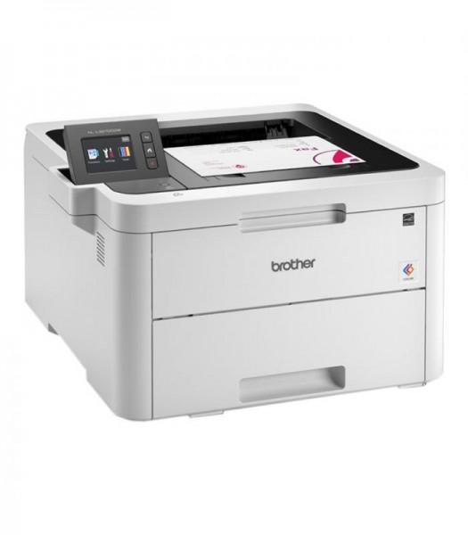 Drucker Brother HL-3270CDW WIFI LED 256 MB Weiß