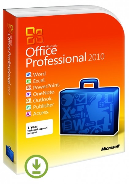 Office 2010 pro plus