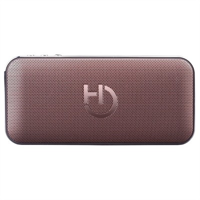 Bluetooth-Lautsprecher Hiditec SPBL10002 HARUM ST 2.0 10W RMS SD+PW BT 4.1 Rosa