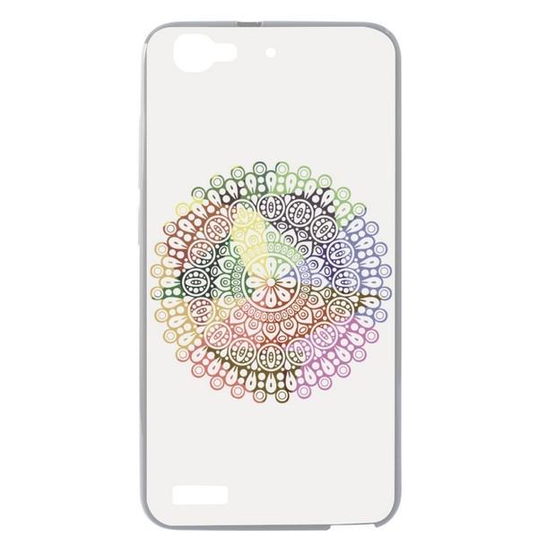 Handyhülle Huawei P8 Lite Smart Flex Mandala