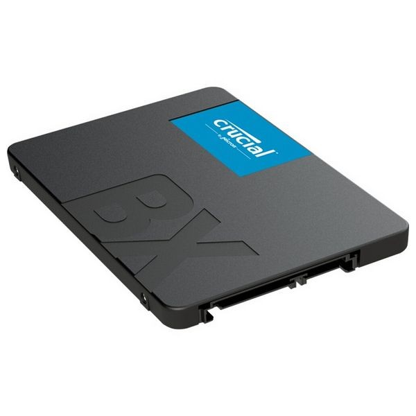 Festplatte Crucial CT240BX500SSD 240 GB SSD