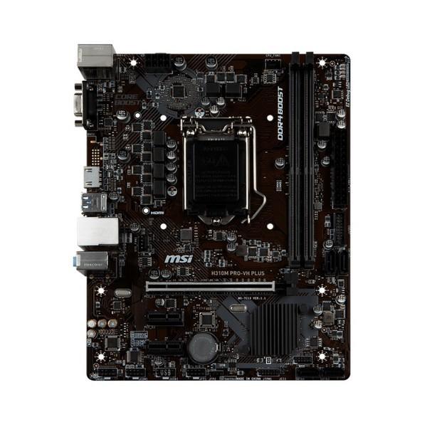 Mainboard Gaming MSI H310M PRO-VH PLUS mATX LGA1151
