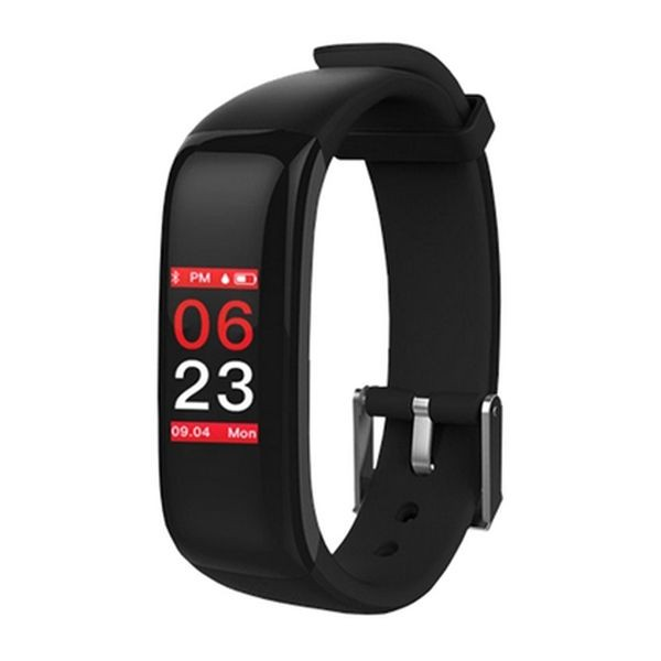 "Activity-Armband BRIGMTON BSPORT-15-N 0,96"" OLED 150 mAh Bluetooth 4.0 Schwarz"