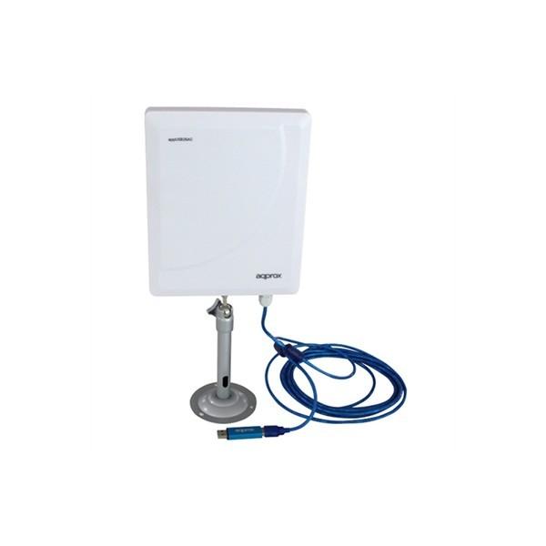 Wifi Antenne approx! APPUSB26AC Weiß