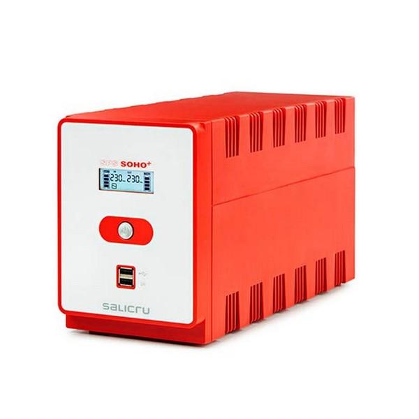 Offline UPS Salicru 647CA000004 720W Rot