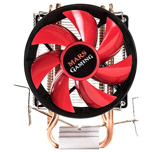 Ventilator Tacens IMIVEN0200 MCPU117 Gaming 800-2000 RPM 8-20 dBA 120W Kupfer Aluminium