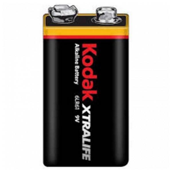 Alkline-Batterie Kodak 9 V