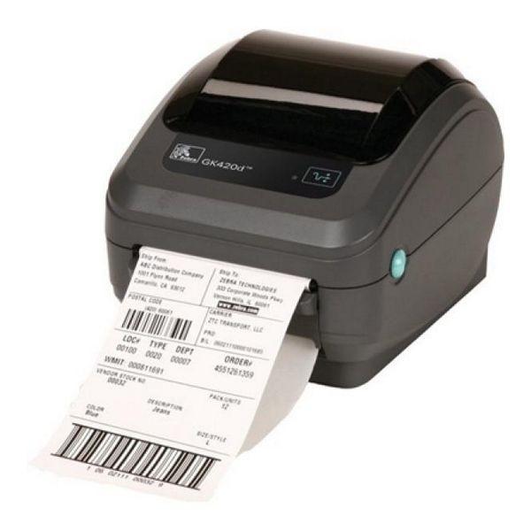 Thermodrucker Zebra GK42-202220-00 Ethernet