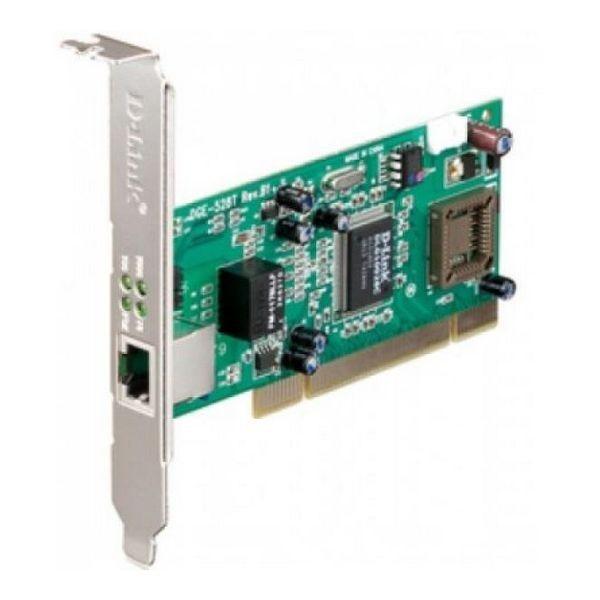 Netzwerkkarte D-Link DGE-528T PCI 10 / 100 / 1000 Mbps