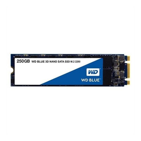 Festplatte Western Digital WDS250G2B0B SSD 250 GB SATA III