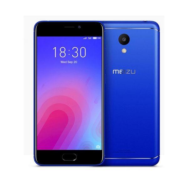 """Smartphone Meizu M6 5,2"""" Octa Core 32 GB 3 GB RAM Blau"""