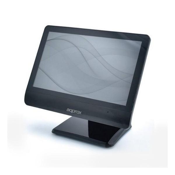 "Monitor mit Touchscreen approx! appTPV00 15,6"" Celeron J1900 4 GB RAM 64 GB SSD Schwarz"
