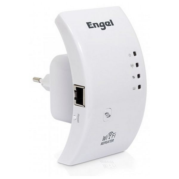 WLAN-Repeater Engel PW3000 2.4 GHz 54 MB/s Weiß