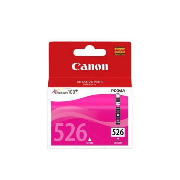 Original Tintenpatrone Canon CLI-526M MG5350 Magenta