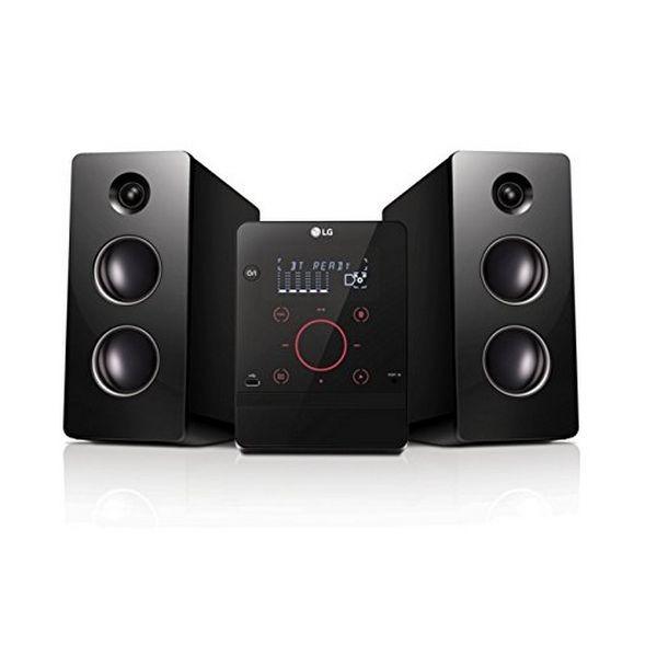 Hi-Fi-Anlage LG CM2760 Bluetooth 160W Schwarz