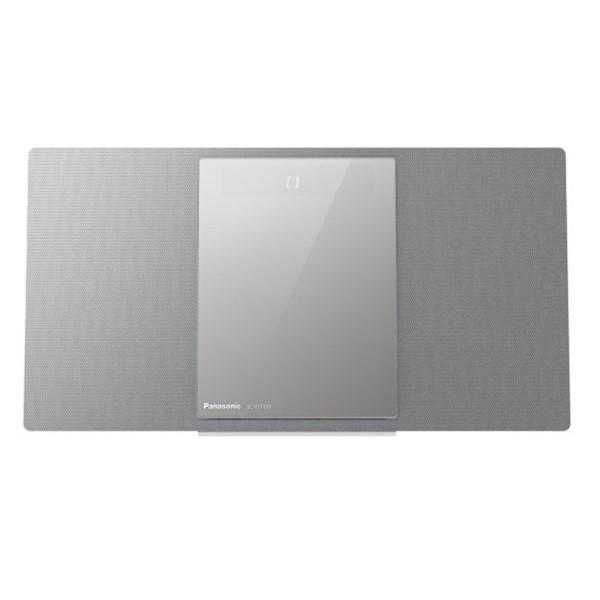 Micro-Hi-Fi-System Panasonic SC-HC1020EGS FM USB 25W Grau