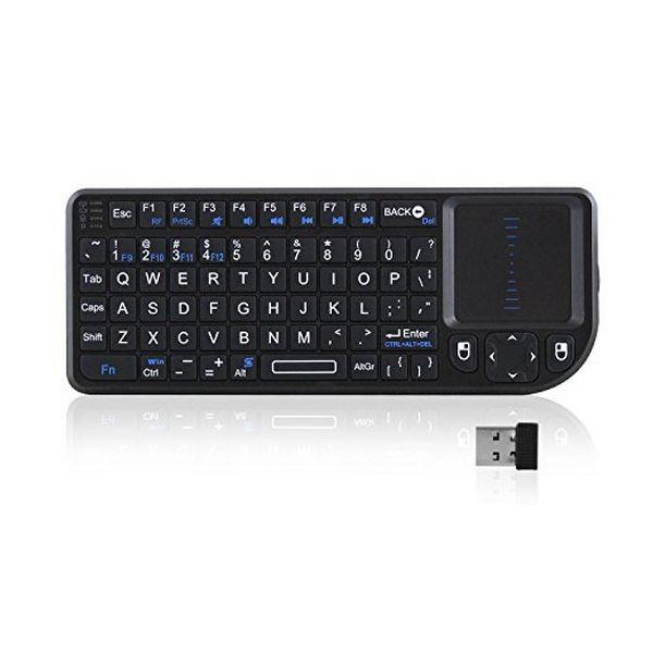 Tastatur Ewent EW3140 EW3140 Wireless