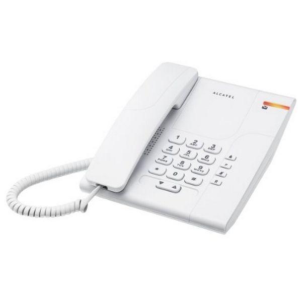 Festnetztelefon Alcatel T180 Versatis Weiß