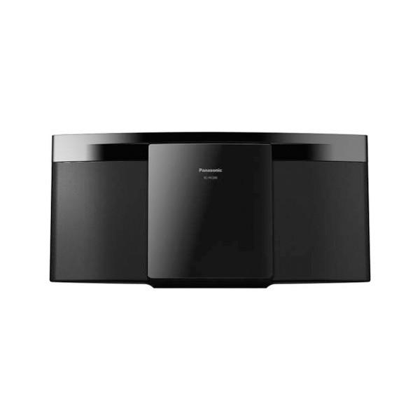Micro-Hi-Fi-System Panasonic SCHC200EGK HiFi Bluetooth 20W Schwarz