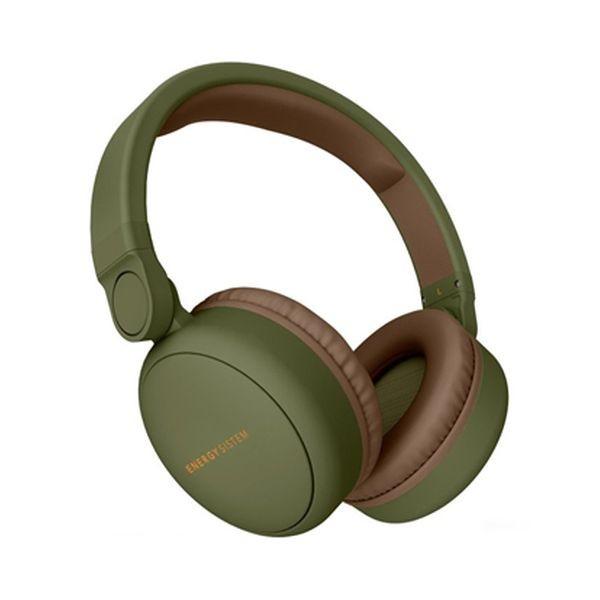 Bluetooth Kopfhörer mit Mikrofon Energy Sistem 445615 grün