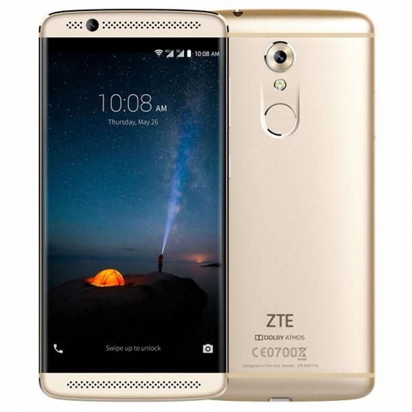 """Smartphone ZTE AXON 7 MINI 5,2"""" AMOLED Full HD Octa Core 32 GB 3 GB RAM Gold"""
