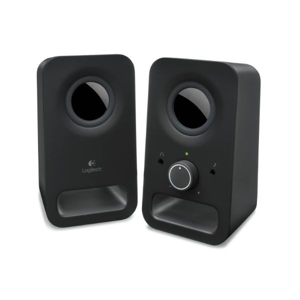 Multimedia-Lautsprecher Logitech Z150 2.0 6W Schwarz