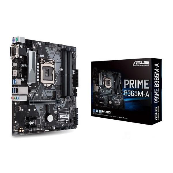 Motherboard Asus Prime B365M-A mATX DDR4 LGA1151