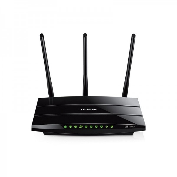 Wireless Router TP-LINK Archer C1200 Dual Band 1200 Mbps Beamformin
