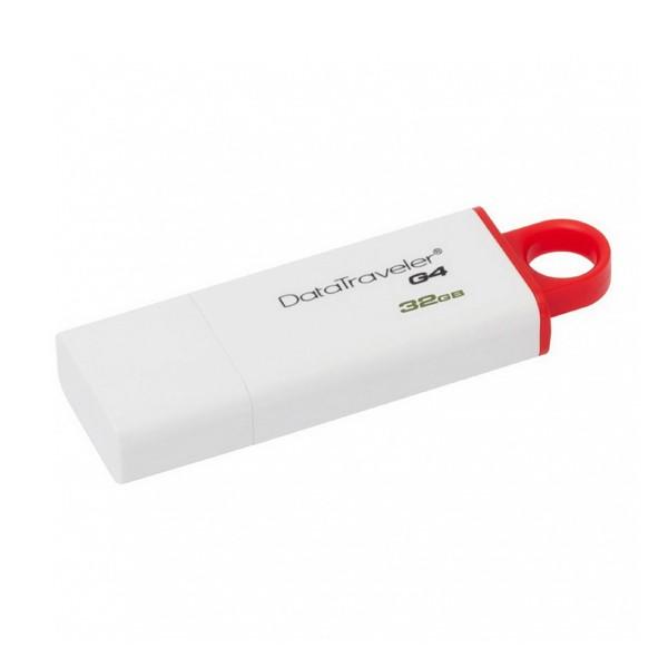 Pendrive Kingston FAELAP0240 DTIG4 32 GB USB 3.0 Weiß Rot