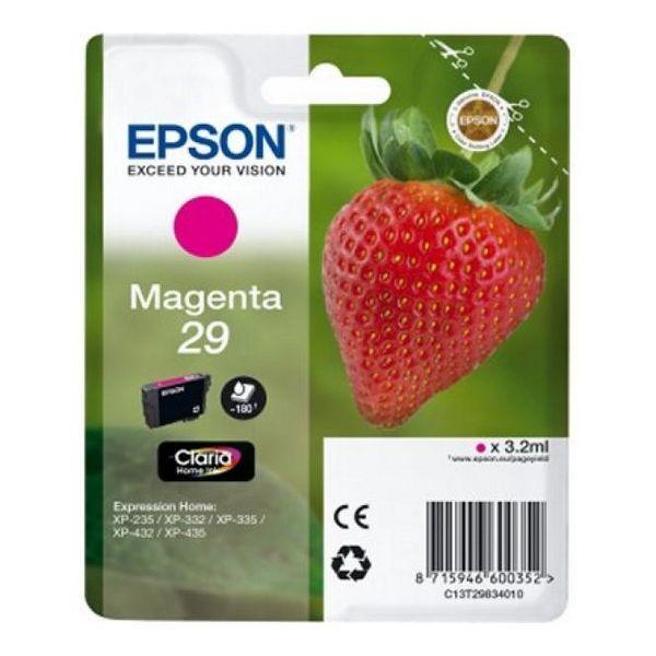 Original Tintenpatrone Epson C13T298340 Magenta
