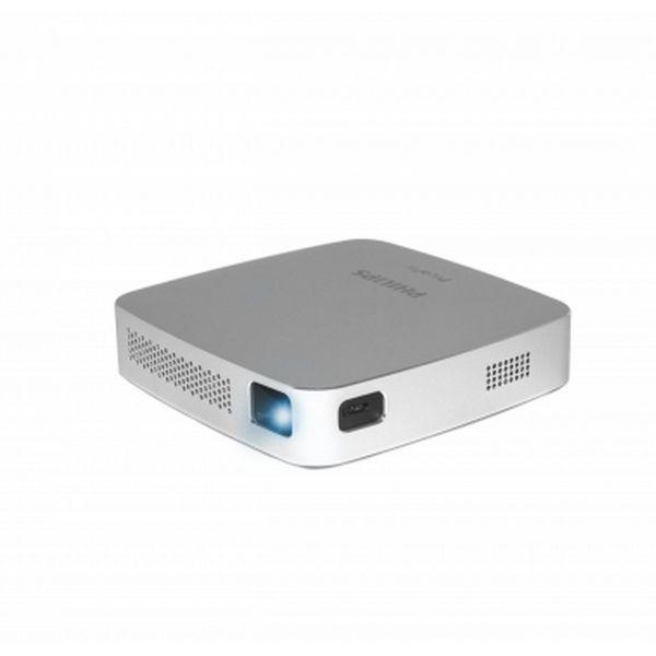 Taschenprojektor Philips PPX5110 LED RGB 100 ANSI Grau
