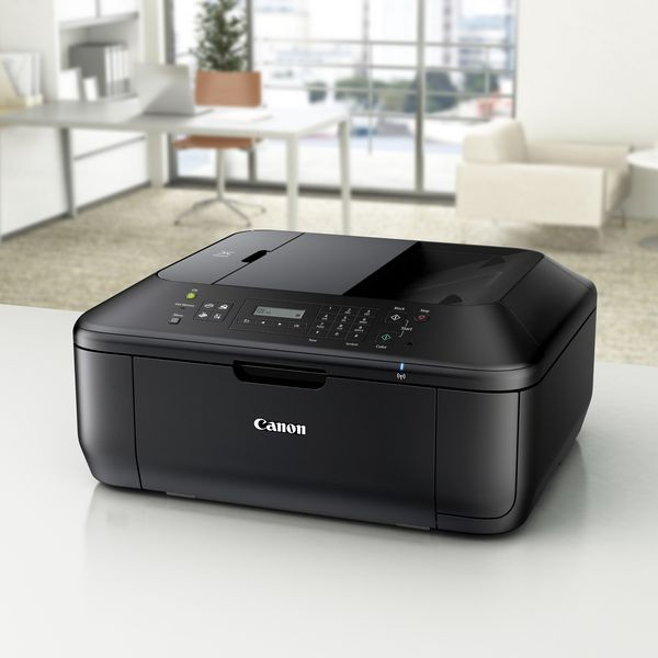 Canon Multifunktionsgerät Pixma MX475 Fax WLAN