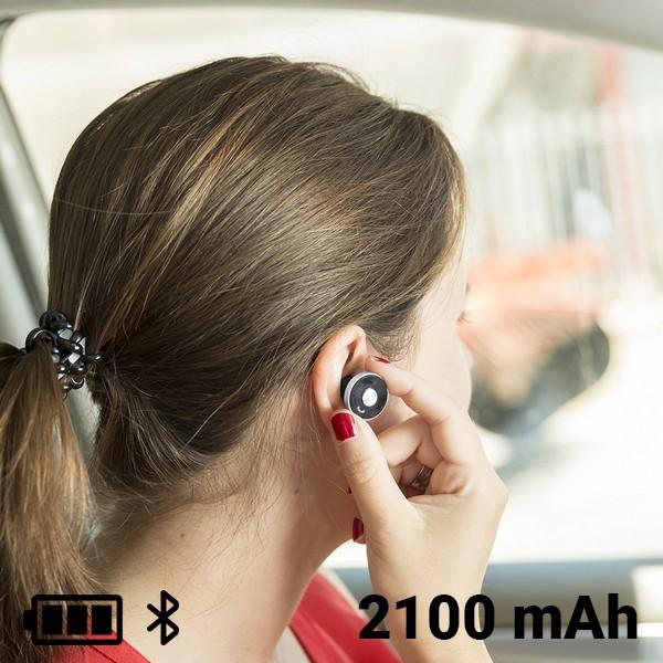 USB-Autoladegerät mit Freisprecheinrichtung 2100 mAh Bluetooth 145527