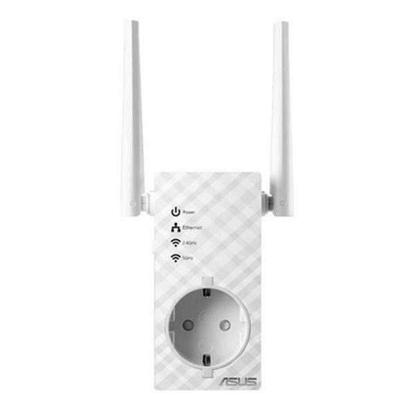 Schnittstellen-Repeater Asus RP-AC53 5 GHz Weiß