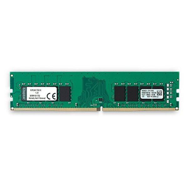 RAM Speicher Kingston 16GB DDR4 2400MHz Module KVR24N17D8/16 16 GB DDR4 2400 MHz