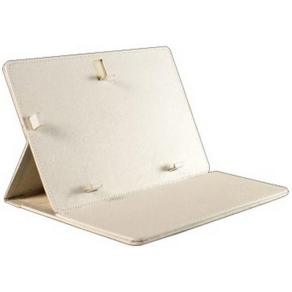 """Universal Tablet-Case BRIGMTON BTAC-74 7"""" Weiß"""