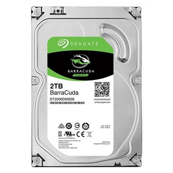 """Festplatte Seagate ST2000DM008 2 TB 3.5"""" SATA III"""