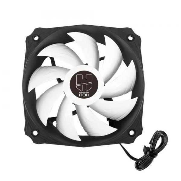 Ventilator und Kühlkörper NOX NXHUMMERH112 100W 26.4 dBA 3-pin