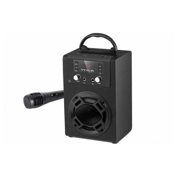 Lautsprecherturm Innova TW/BK6 800 mAh Bluetooth 5W Schwarz