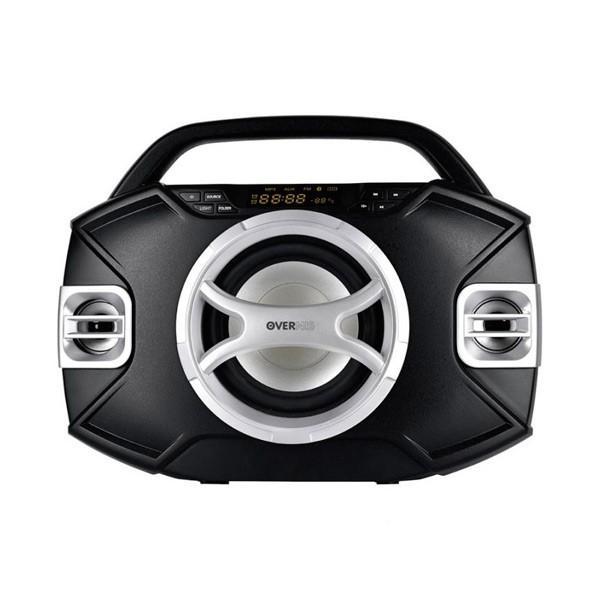 Tragbare Bluetooth-Lautsprecher Overnis QDG-BX25 Schwarz