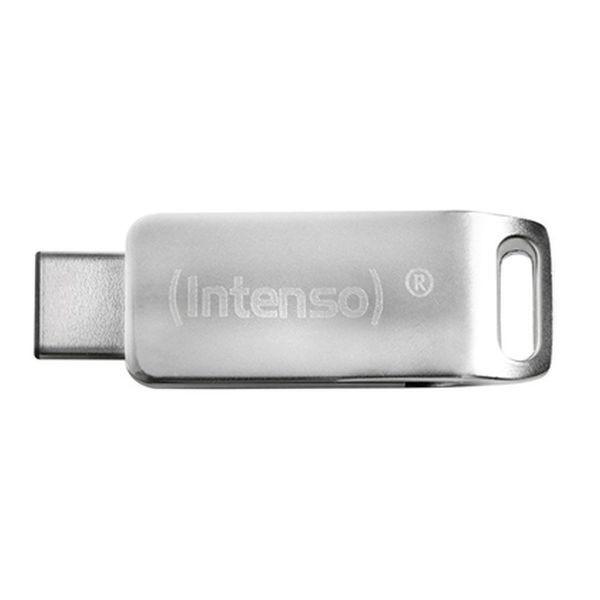 USB Pendrive INTENSO 3536470 16 GB Silberfarben