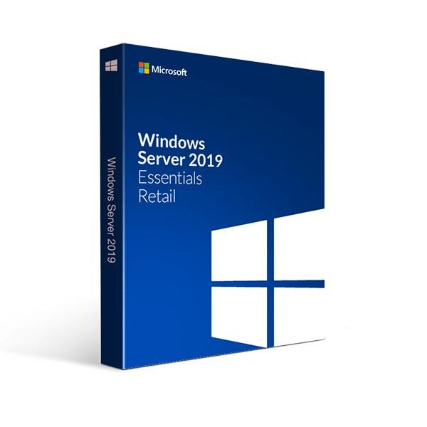 Microsoft Windows Server 2019 Essentials Microsoft G3S-01310 OEM (Spanisch)