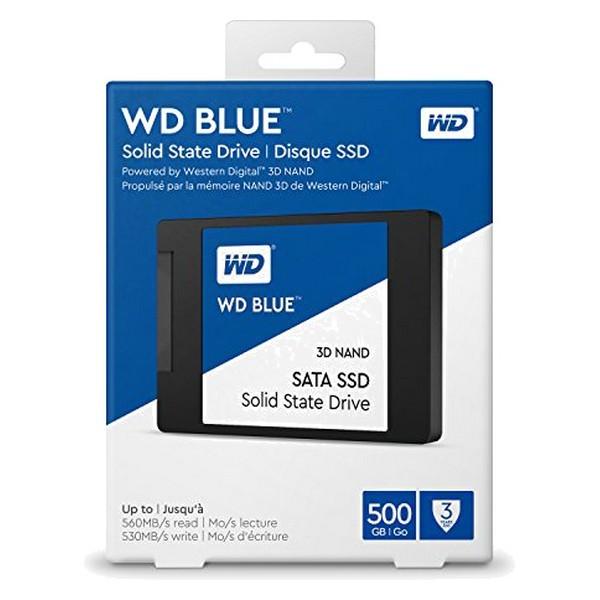"Festplatte Western Digital WDS500G2B0A 2.5"" 500 GB SSD"