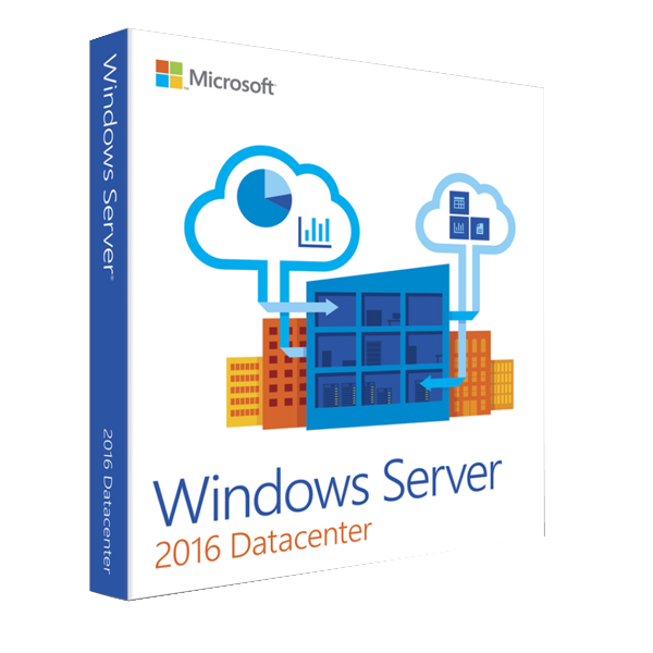 Windows Server 2016 Data Center