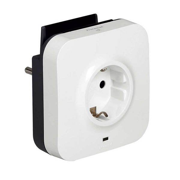 Wandstecker mit 2 USB-Ports Legrand 218985 USB 5V x 2 Weiß