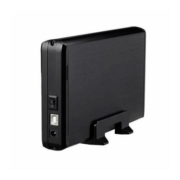 """Externe Box TooQ TQE-3509B HD 3.5"""" SATA III USB 2.0"""