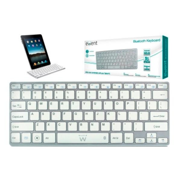 Bluetooth-Tastatur Ewent EW3146 EW3146 Weiß